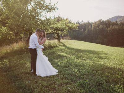 Poroka Celje, Slance - Urška and Jernej